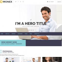 Criar Site Financeira Consultoria WordPress Responsivo 970