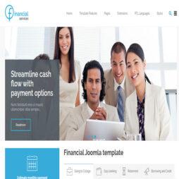 Criar Site Financeira Consultoria