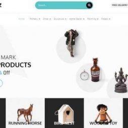 Loja Virtual Fotógrafos Artistas Shopify Responsivo 976