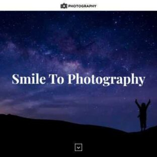 Criar Site Fotografia Portfólio Wordpress Responsivo 979