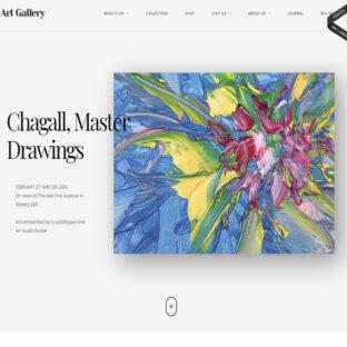 Criar Site Fotografia Galeria