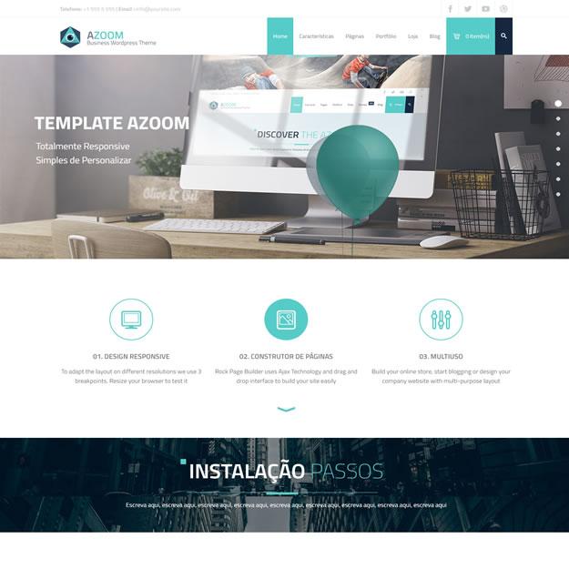 Criar Site Empresa