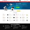 Criar Site Comparador Preços Template WordPress 996 S