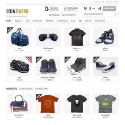 Criar Loja Virtual WordPress Responsivo Português 994 S v1