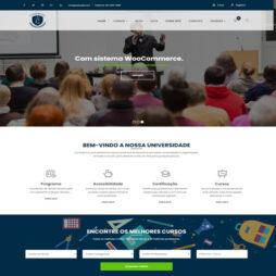 Criar Site Escola