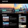 Criar Site Eventos Música WordPress Responsivo Português 998 S
