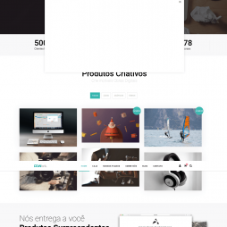 Criar Site Empresa WordPress Responsivo Português 1014