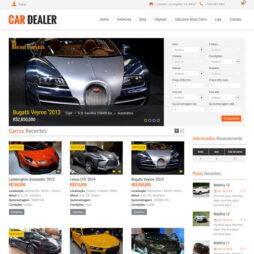 Criar Site Loja de Automóveis 1004