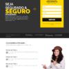 Criar Site Seguradora WordPress Responsivo Português 1040