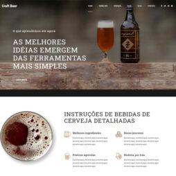 Criar Site Cervejaria Adega