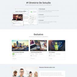 Criar Site Guia Comercial WordPress Responsivo Português 1068 S v2