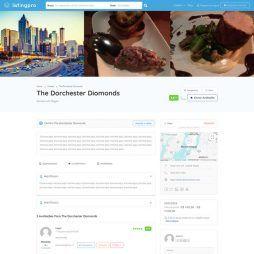 Criar Site Guia Comercial WordPress Responsivo Português 1068 S v4