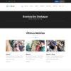 Criar Site Cursos Escola WordPress Responsivo Português 1017