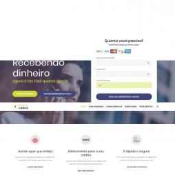 Criar Site Banco Online WordPress Responsivo Português 1087
