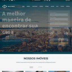 Criar Site Imobiliária WordPress Responsivo Português 1093