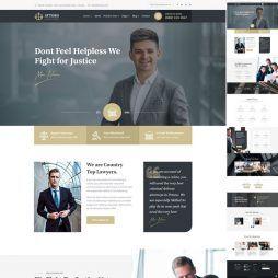 Criar Site Advogado Template Wordpress Responsivo 2000