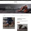 Loja Virtual Sapatos WordPress Responsivo 2003 L