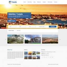 Criar Site Turismo WordPress Português 1103
