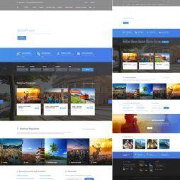 Criar Site Turismo WordPress Português 1105 v1