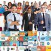 Banco de Imagens com 1000 Pessoas e Profissionais