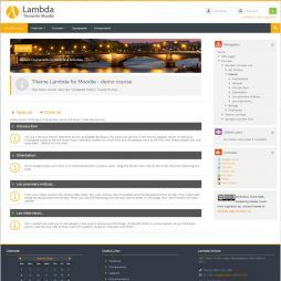 Site Pronto Template Moodle Wordpress Responsivo 1112 v3