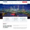 Criar Site Indústria WordPress Responsivo 1115