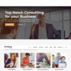 Criar Site Empresa Consultoria WordPress Responsivo 1119