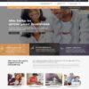 Criar Site Empresa Consultoria WordPress Responsivo 1120 S