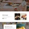 Criar Site Restaurante WordPress Responsivo 1123