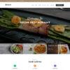 Criar Site Restaurante WordPress Responsivo 1124