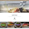Criar Site Restaurante WordPress Responsivo 1125