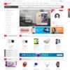 Loja Virtual Eletrônicos Joomla Responsivo 1130