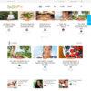 Criar Blog Loja Virtual WordPress Responsivo 1133 S