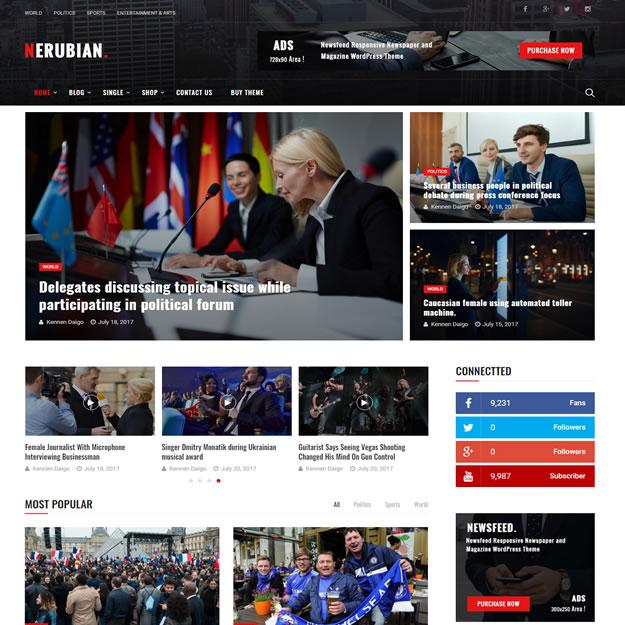 Site Notícias Loja Virtual
