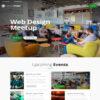 Criar Site Eventos Ingressos WordPress Responsivo 1143
