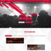 Criar Site Eventos Ingressos WordPress Responsivo 1145