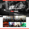 Criar Site Eventos Ingressos WordPress Responsivo 1147