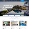 Criar Site Imóveis Imobiliária WordPress Responsivo 1158