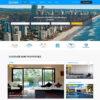 Criar Site Imóveis Imobiliária WordPress Responsivo 1160