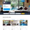 Criar Site Imóveis Imobiliária WordPress Responsivo 1161