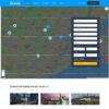 Criar Site Imóveis Imobiliária WordPress Responsivo 1162