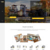 Criar Site Imóveis de Luxo WordPress Responsivo 1164