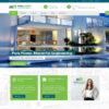 Criar Site Imóveis Imobiliária WordPress Responsivo 1167