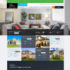 Criar Site Imóveis Imobiliária WordPress Responsivo 1173
