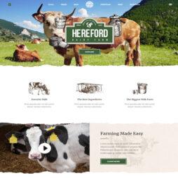 Criar Site Agricultura Fazenda
