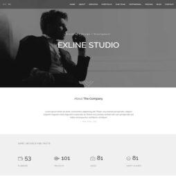 Criar Site Uma Página
