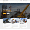 Criar Site Construtora WordPress Responsivo 1193
