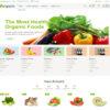 Loja Virtual Produtos Orgânicos Prestashop Responsivo 1205