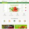 Loja Virtual Produtos Orgânicos Prestashop Responsivo 1206