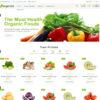Loja Virtual Produtos Orgânicos Prestashop Responsivo 1207